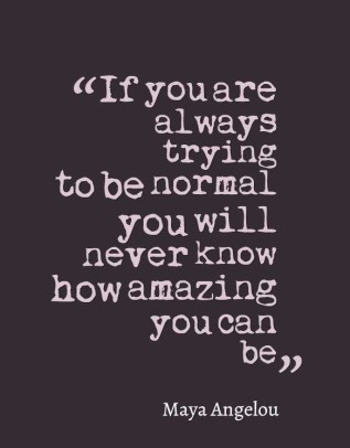 Quote Maya Angelou