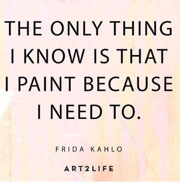 Quote Frida Kahlo