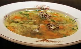Zondagse soep