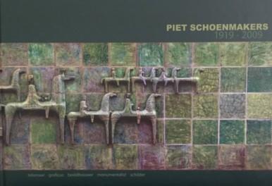 Piet Schoenmakers tekenaar graficus beeldhouwer monumentalist schilder